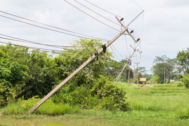 IMGW: silny wiatr i burze w dwóch województwach