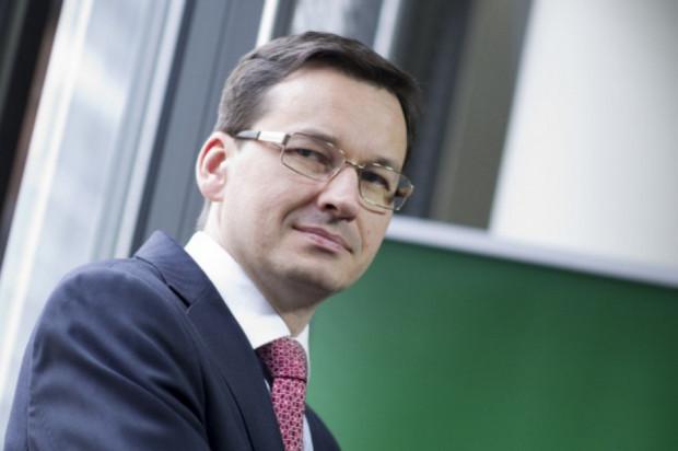 Premier chwalił polską żywność na spotkaniu z rolnikami w Bieżyniu