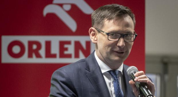 Prezes PKN Orlen: po połączeniu osiągniemy niesamowity efekt skali