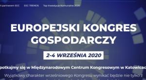 XII Europejski Kongres Gospodarczy już 2-4 września 2020 w MCK w Katowicach