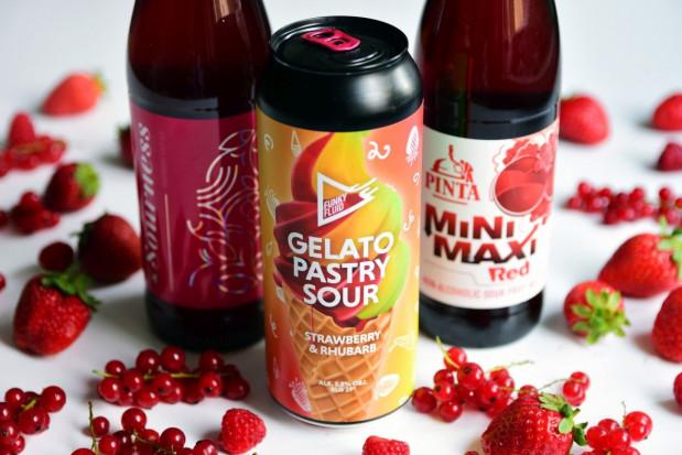 Wzrasta popularność owoców jagodowych jako dodatków do piw rzemieślniczych