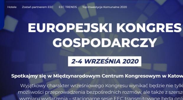 XII Europejski Kongres Gospodarczy  - zobacz kto będzie z nami!