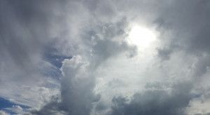 Pogoda: Będzie pochmurno, miejscami przejdą burze