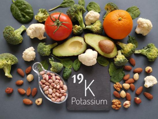 Warzywa zasobne w potas pomocne w regulowaniu ciśnienia krwi