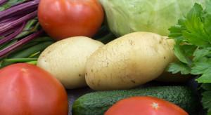 Ziemniaki, pomidory, ogórki najchętniej spożywanymi warzywami w sierpniu (badanie)