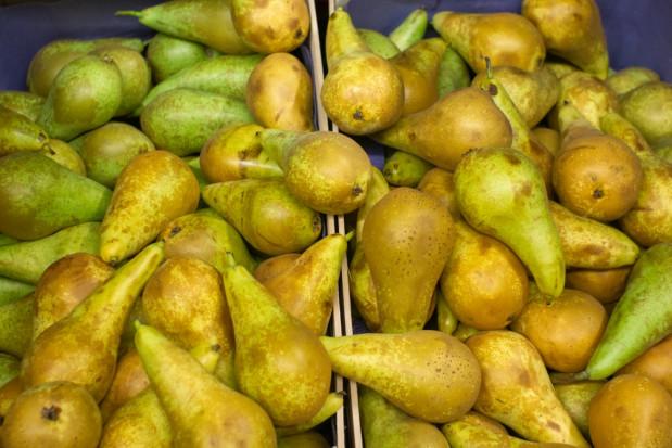 Jakie ceny gruszek na rynkach hurtowych?
