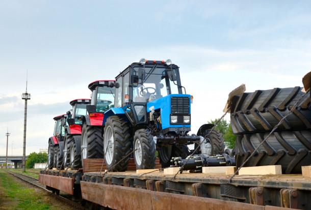 Niewielki spadek sprzedaży nowych ciągników rolniczych w sierpniu