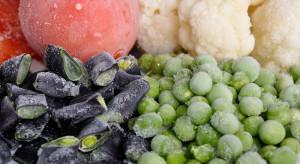 Znaczny spadek eksportu mrożonych owoców i warzyw w lockdownie