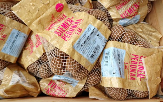 Szwajcaria: Stworzono innowacyjne i ekologiczne opakowania na ziemniaki