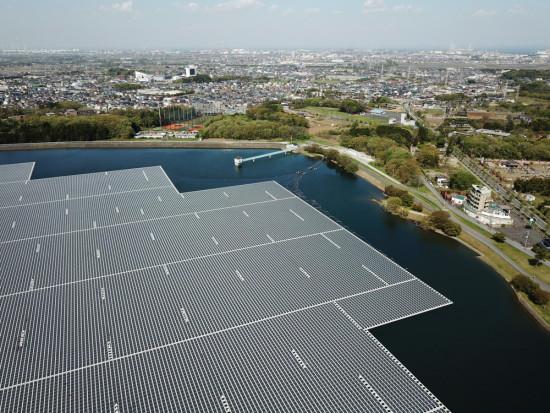 Chile: Borówkowy gigant buduje pierwszą pływającą elektrownię słoneczną