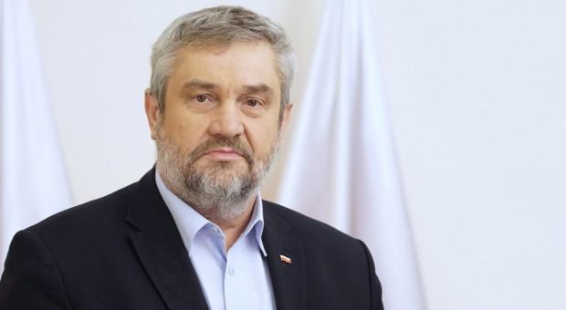 Minister rolnictwa, Jan Krzysztof Ardanowski, zawieszony w prawach członka partii PiS