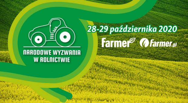 """Konferencja """"Narodowe Wyzwania w Rolnictwie"""" w nowej odsłonie!"""