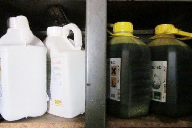 Wykryto przemyt środków ochrony roślin na granicy z Ukrainą