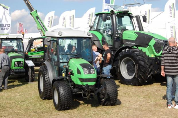 Nastroje w europejskim sektorze maszyn rolniczych zaczynają się poprawiać