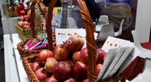 Polskie jabłka na targach THAIFEX Anuga Asia 2020