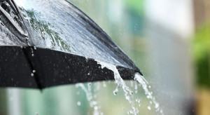 IMGW: ostrzeżenia przed silnym deszczem dla trzech województw