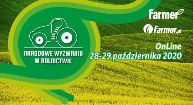 Ruszyła rejestracja na Narodowe Wyzwania w Rolnictwie 2020!