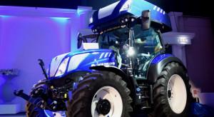 New Holland prezentuje nowość na rynku ciągników