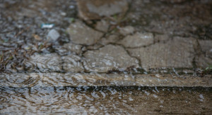 IMGW: Intensywny deszcz w całej Polsce; alert drugiego stopnia na Pomorzu i południu kraju