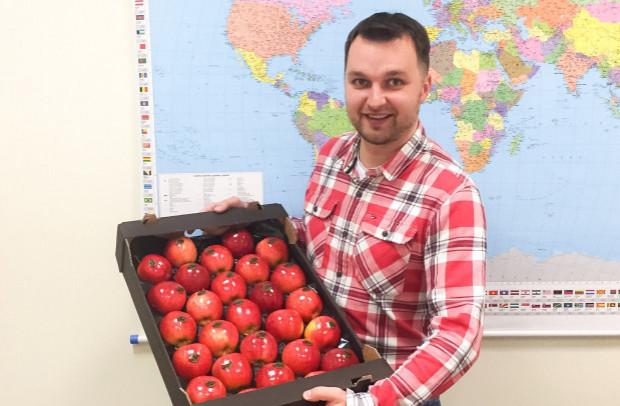 Nowakowski, Genesis Fresh: to będzie dobry sezon pod względem cen dla sadowników (wywiad)