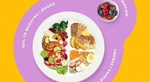 Plantatorzy pokazują ile warzyw i owoców powinien zawierać zdrowy posiłek