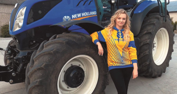 Marka New Holland podkreśla ważną rolę kobiet w rolnictwie