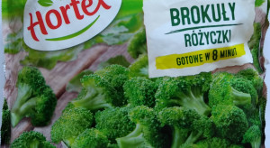 Wykryto chlorpiryfos w partii mrożonych brokułów