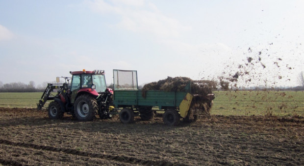 KRIR apeluje o wydłużenie terminu stosowania nawozów naturalnych