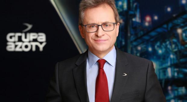 Rada Nadzorcza Grupy Azoty odwołała prezesa Wojciecha Wardackiego