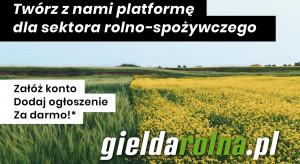 Twórz z nami Giełdę Rolną!
