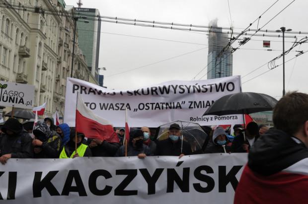 W środę kolejne protesty rolników w Warszawie