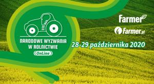 Ruszyły Narodowe Wyzwania w Rolnictwie OnLine - zobacz program!