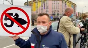 Warszawa: rozpoczął się protest rolników przeciwko nowelizacji ustawy o ochronie zwierząt