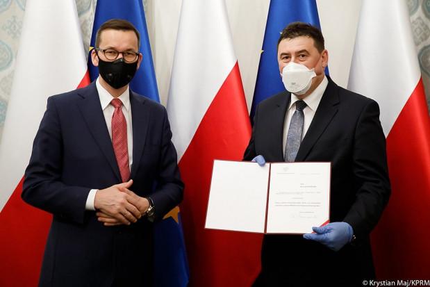 Ryszard Bartosik - nowym wiceministrem rolnictwa