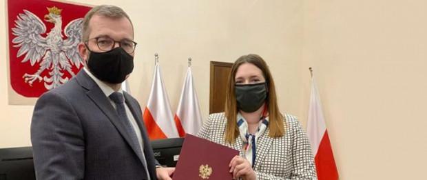 Wiceminister rolnictwa Anna Gembicka pełnomocnikiem rządu ds. lokalnych inicjatyw społecznych