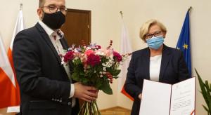 Małgorzata Gośniowska-Koli pełni obowiązki dyrektora KOWR
