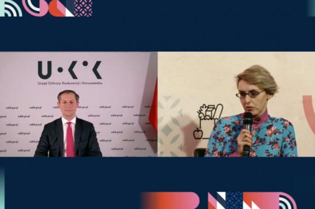 UOKiK: Chcemy jeszcze głębiej wnikać w nieuczciwe relacje między uczestnikami rynku handlowego
