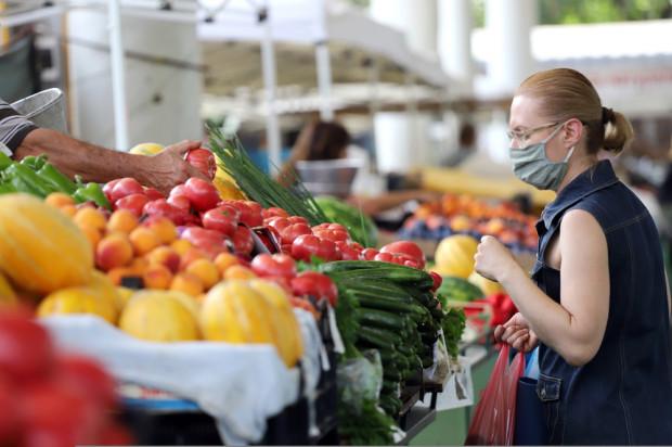 KRUS: Powstała ankieta o wpływie pandemii na łańcuch dostaw produktów rolno-spożywczych
