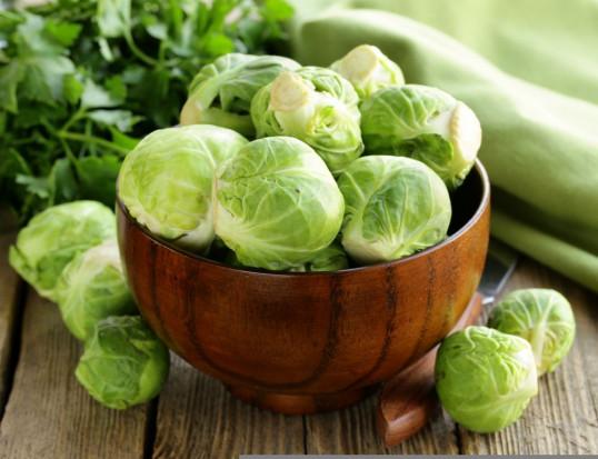 Brukselka nowym ulubionym warzywem w Wielkiej Brytanii?