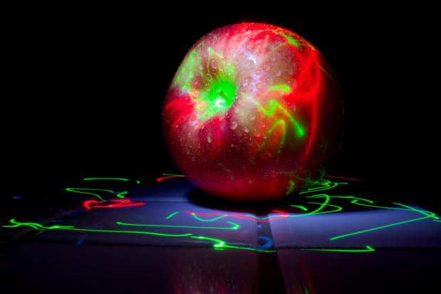 Trwają prace nad zastosowaniem lasera w przechowalnictwie owoców i warzyw