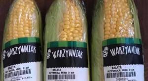Błędne opakowanie warzyw w sieci Biedronka