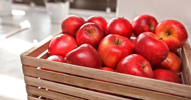 Wśród benefitów pracowniczych - jabłka