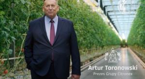 Pomidory Citronex w reklamie sieci Biedronka (wideo)