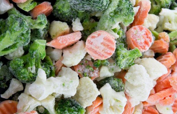 Rynek mrożonek: Niski popyt na warzywa i ziemniaki