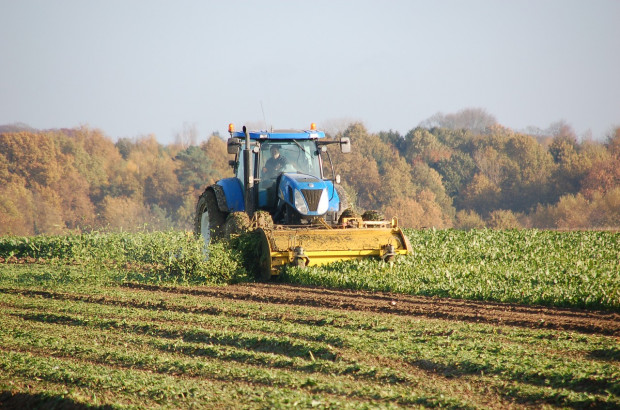 Rolnik musi zgłosić znalezienie historycznych obiektów w ziemi
