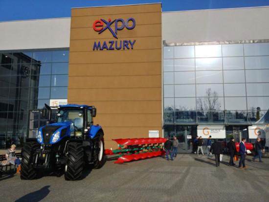 Mazurskie Agro Show 2021 odwołane z powodu epidemii Covid-19