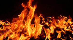 Małopolskie: Strażacy ugasili pożar w firmie chemicznej Synthos