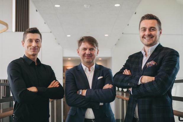 Robert Lewandowski inwestuje w firmę biotechnologiczną