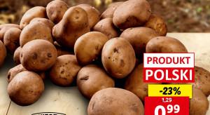 Lidl chce wspierać polskich rolników przeceniając ziemniaki na 0,99 zł/kg
