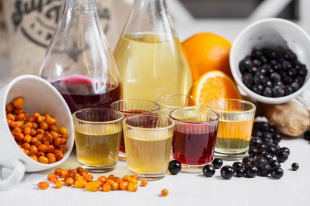 Mniejsza produkcja win owocowych w 2020 r.